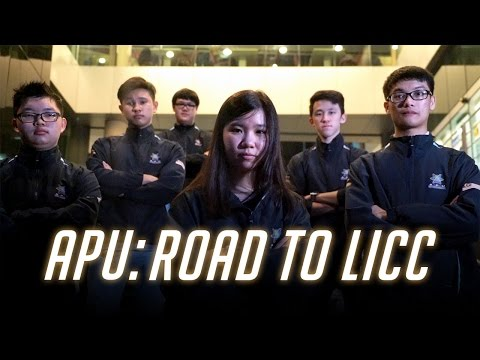 Road to LICC | Asia Pacific University