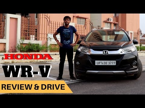 HONDA WRV : Perfect Compact SUV ? HONDA WRV 2018 | WRV EDGE