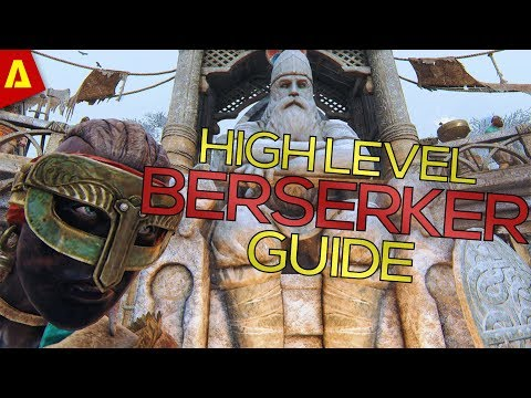 High Level Berserker Guide With Clutchmeister