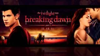 The Twilight Saga: Breaking Dawn - Pt. 1 Soundtrack - 12-A Wolf Stands Up