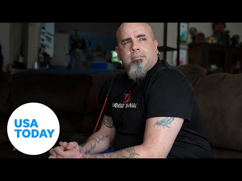 Fighting COVID symptoms, a year after being 'cured'   USA TODAY