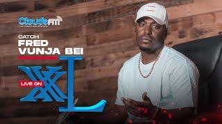 LIVE: Exclusive Interview na Fred VUNJA BEI | Mkataba Na Simba SC | Bifu Na Harmonize | XXL CloudsFM