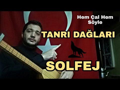 Alperen Kekilli-Tanrı Dağları-SOLFEJ