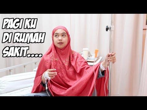 BANGUN PAGI MASIH DI RUANG RAWAT INAP..