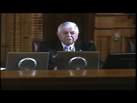 SENATE APPROPRIATIONS DAY 13