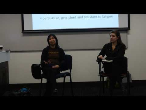 Masterclass Writing Workshop - Dr Renee Liang & Elisabeth Kumar