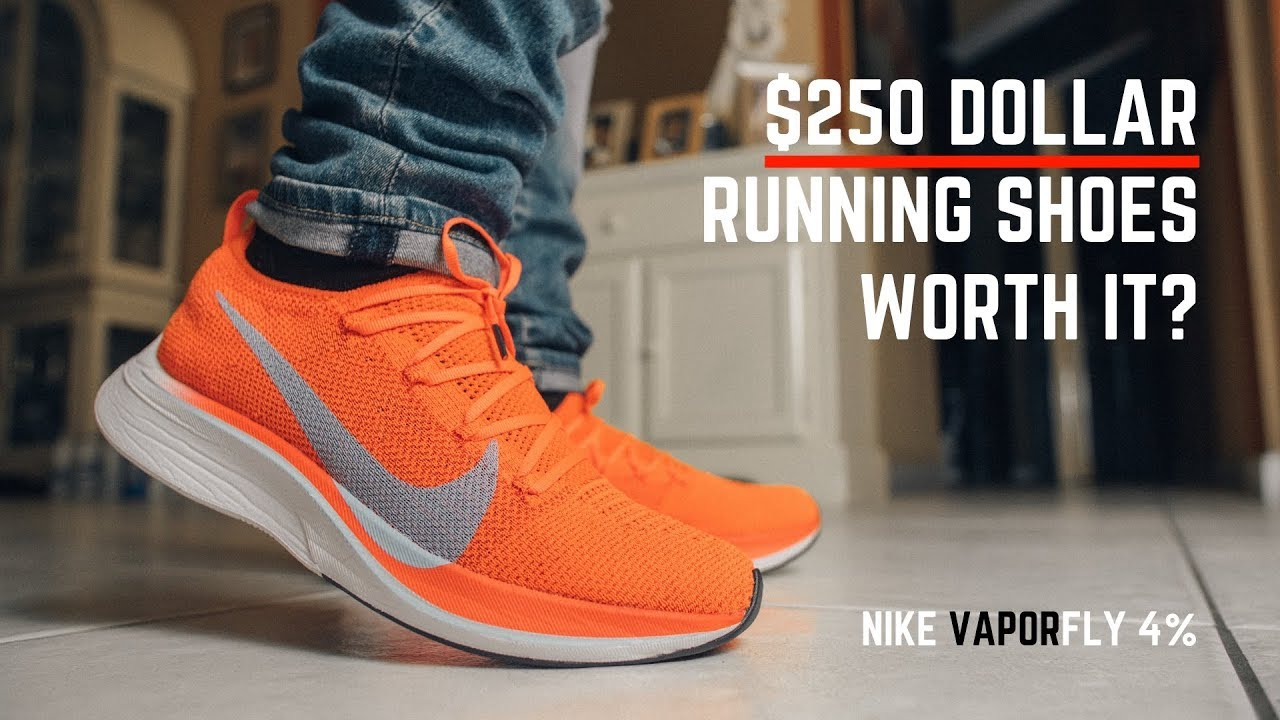 5c70f52f16c4  250 Dollar Running Shoe  Worth it  Nike VaporFly 4% Flyknit Review and On  Feet