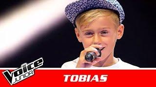 "Tobias | ""Nede Mette"" af Blak | Blind 3 | Voice Junior Danmark 2016"