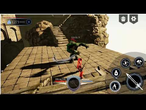 The Slayer (Android RPG) Made With Unreal