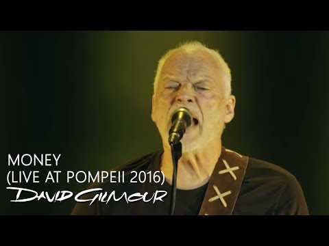 David Gilmour - Money (Live At Pompeii) indir