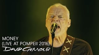 David Gilmour - Money (Live At Pompeii)