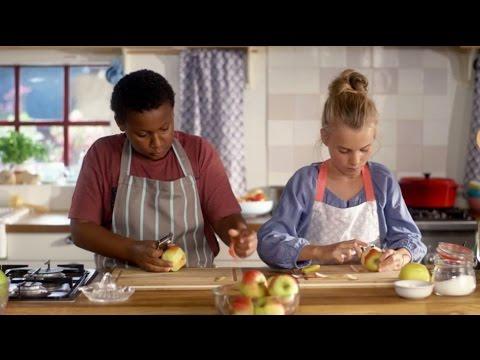Hoe maak je appelmoes? - Allerhande kids