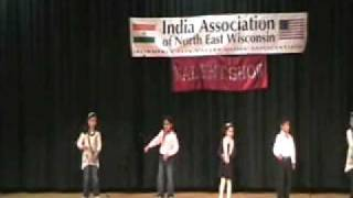 Download Hindi Video Songs - Something Something dance performance IANEW talent show 2009