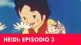Heidi: Episodio 3- Hacia los pastos