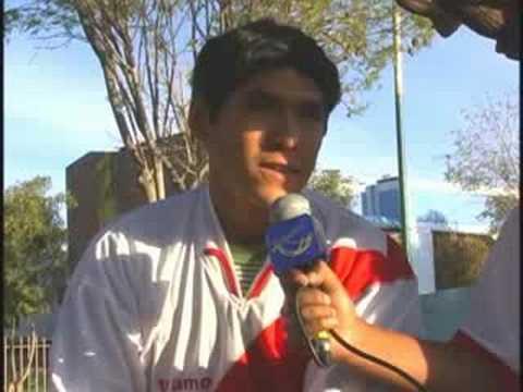 Joel Sanchez convocado a la Sub 20