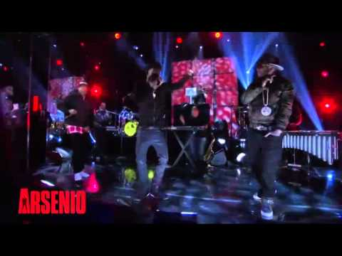 "YG, Young Jeezy & Rich Homie Quan Perform ""My Nigga"" Live On The Arsenio Hall Show"