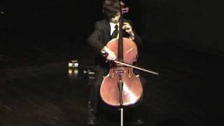 Crescendo Festivals/Montreal--Goltermann Cello Concerto No. 4 in G Major, Op. 65, 1st mvmt.