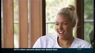 Liz Cambage & the Opals chasing gold in London Thumbnail