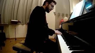"""FABRIZIO ALLEGRINI suona """"My Prayer"""" dei The Platters (Piano Solo Cover)"""