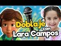 FANDUB (Doblaje Toy Story 3) Con Lara Campos/ Memo Aponte
