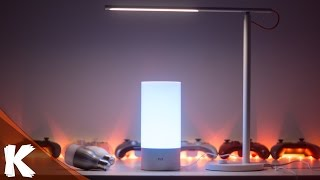 Xiaomi Yeelights | Unboxing & Reviewing | RGB STRIP | BULB | Desk & Bed Lamp