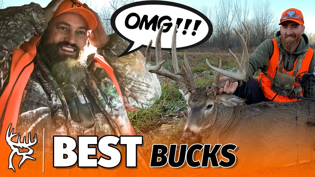 OMG BUCKS | BIGGEST Bucks of Buck Commander | Best of Series