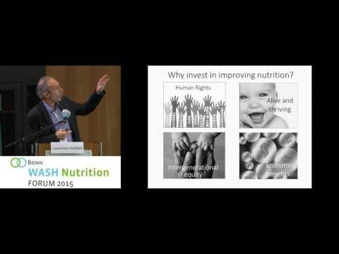 Bonn WASH Nut - Mirror Session 1: Global Monitoring (Lawrence Haddad)