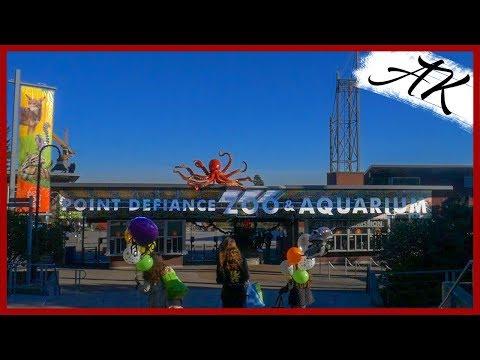 Point Defiance Zoo & Aquarium! 🌎