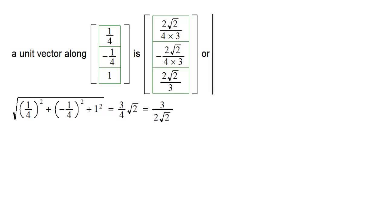 symmetric matrices and quadratic form - YouTube