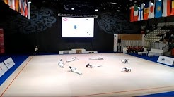 Elite (FIN) | IFAGG BUDAPEST WORLD CHALLENGE CUP IV 2019 | Junior Finals