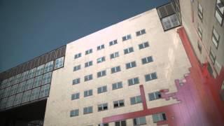 видео Особенности установки алюминиевых композитных панелей