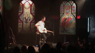 Panic! At the Disco- High Hopes acoustic live