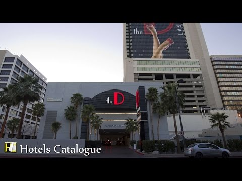 The D Hotel Las Vegas - Hotel Tour