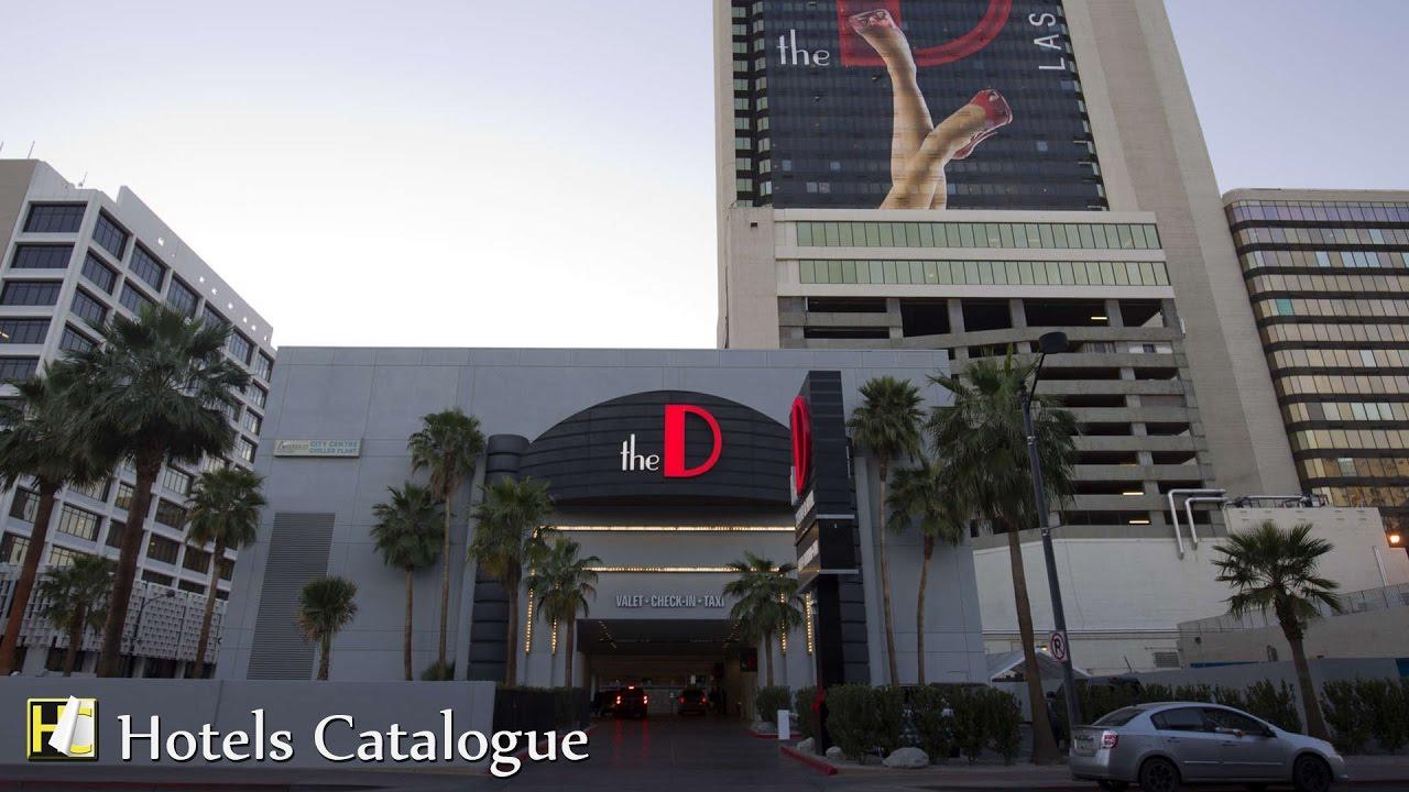 The D Hotel Las Vegas Tour