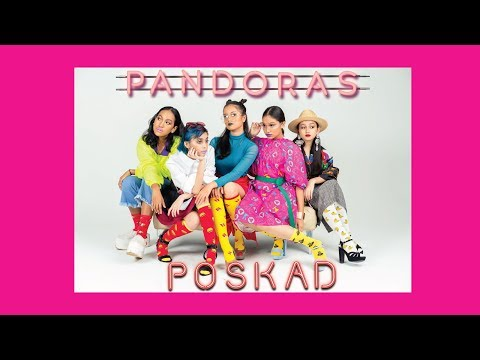 PANDORAS - POSKAD ( OFFICIAL MUSIC VIDEO )