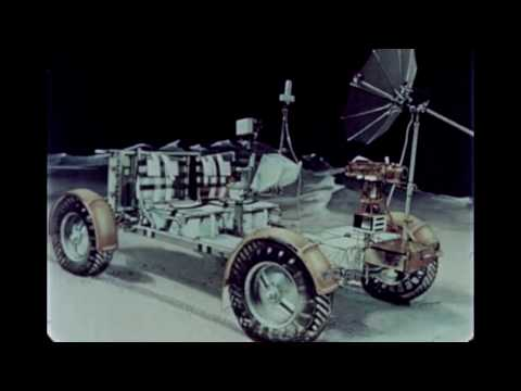 Spacecraft With Wheels: The Lunar Roving Vehicle (archival Film)