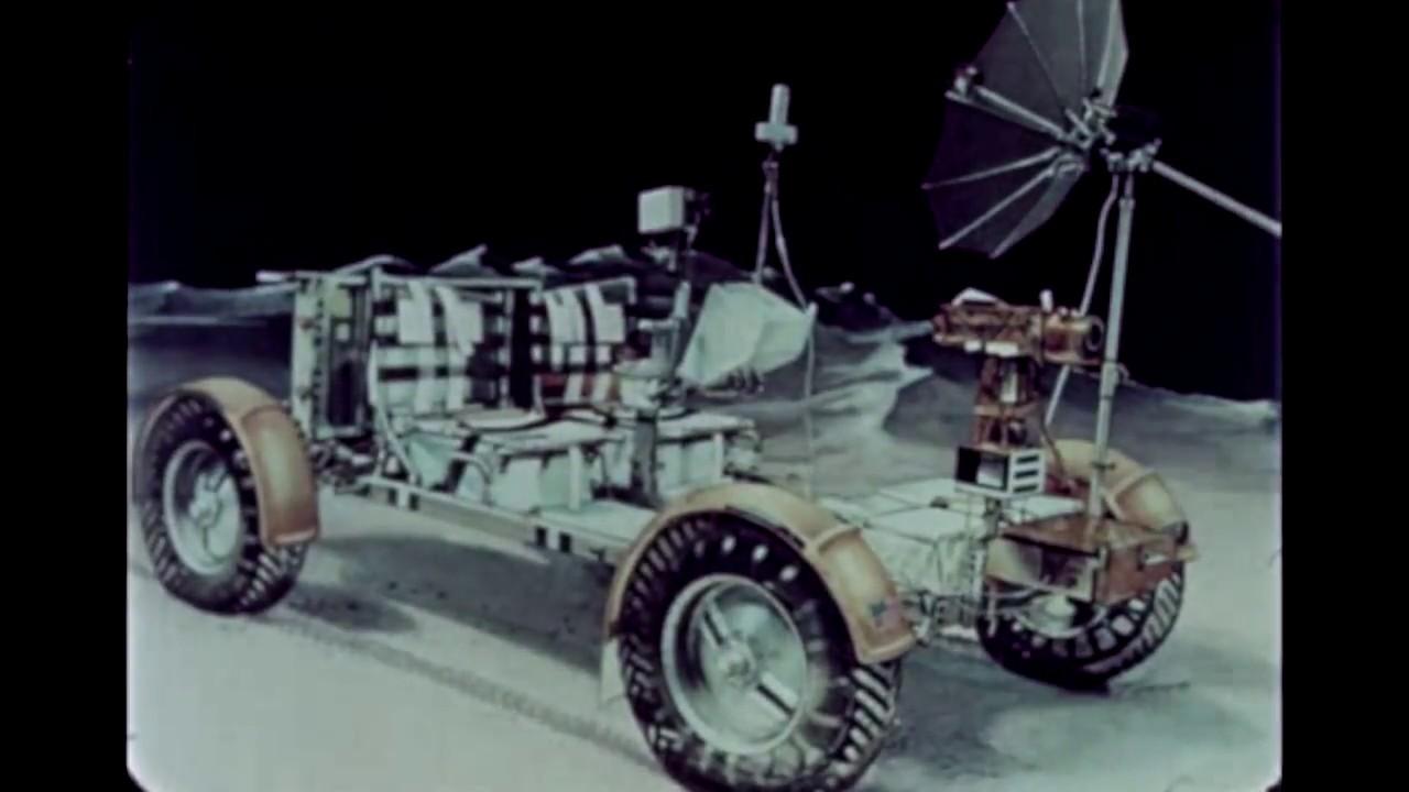 Lunar Roving Vehicle