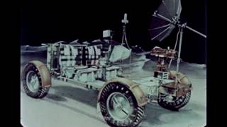 Spacecraft with Wheels: The Lunar Roving Vehicle