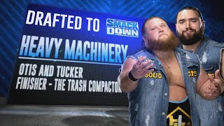 Run of tag teams selected in WWE Draft Fourth Round: SmackDown, Oct. 11, 2019