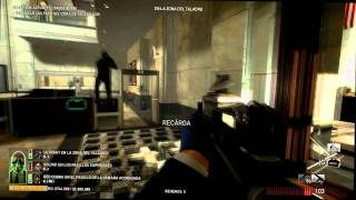PAYDAY The Heist Gameplay español