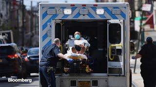 New York Governor Cuomo Says State Has Six Days of Ventilators Left