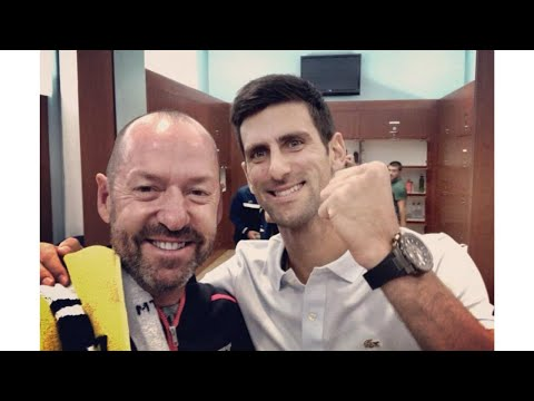 Interview With Craig O'Shannessy - Former Strategy Coach For Novak Djokovic