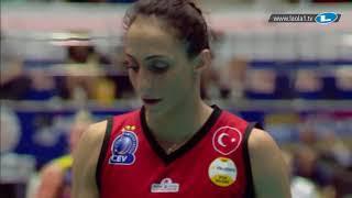 #CLF4Bucharest - MVP - Gözde Kirdar (VakifBank Istanbul)
