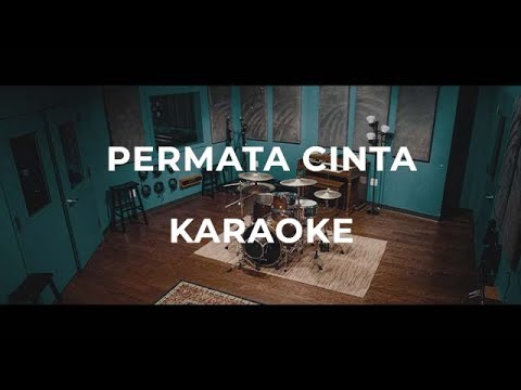 Aiman Tino - Permata Cinta (Rock Instrumental Karaoke) With Backing Vocals