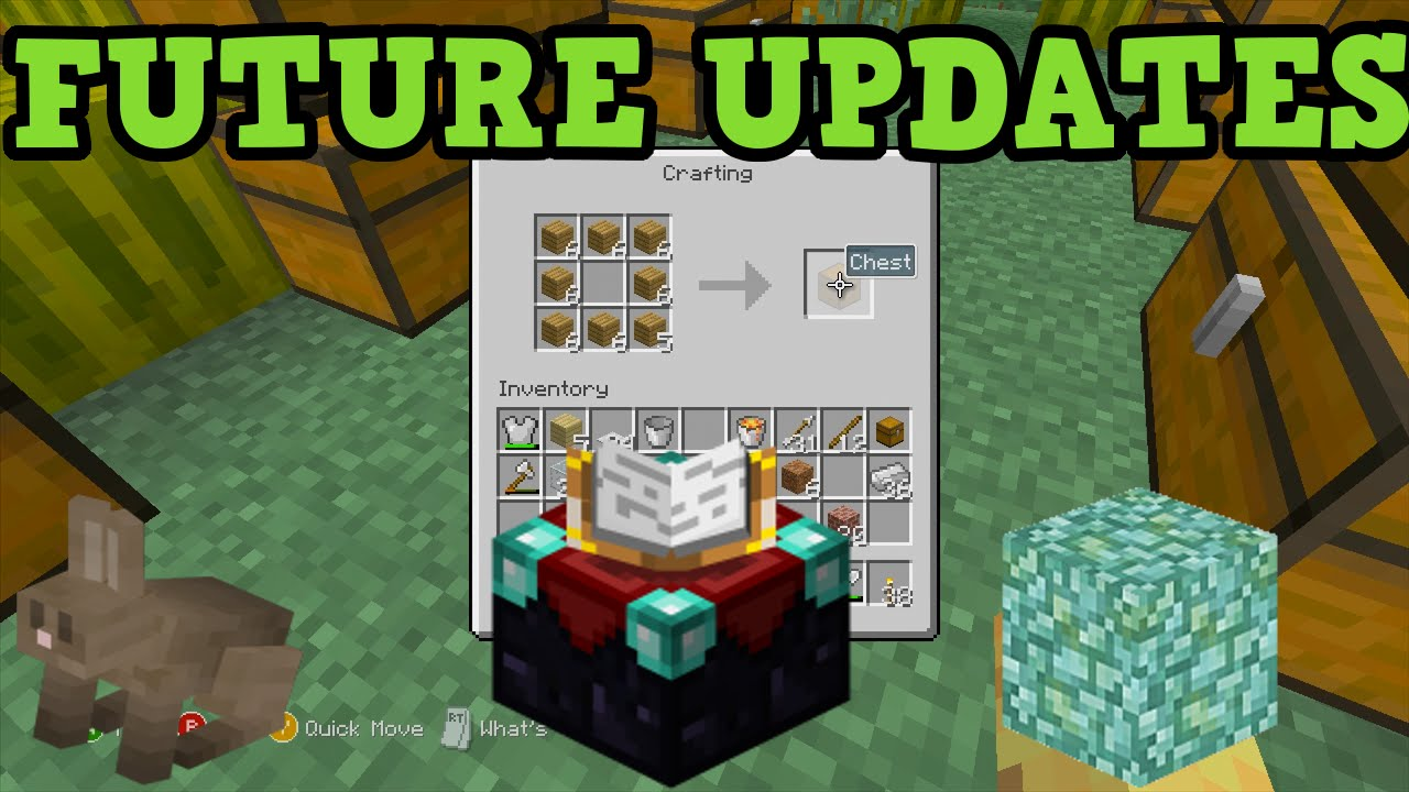 New! ) minecraft 1. 9 update new arrows + two hands? (xboxone.