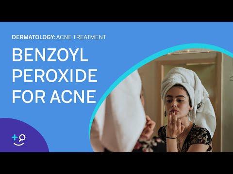 Benzoyl Peroxide for Acne [Acne Treatment]