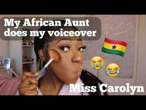 my-african-aunt-does-my-voiceover-|-funny-asf-|-miss-carolyn