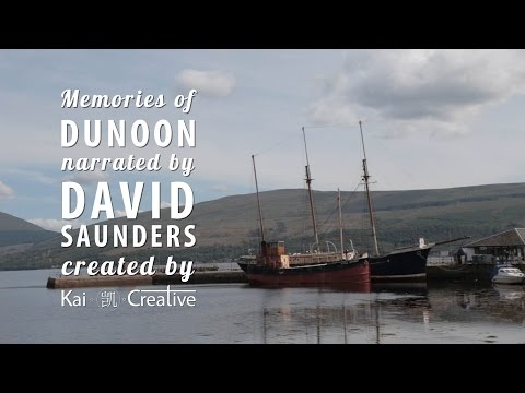 Memories of Dunoon