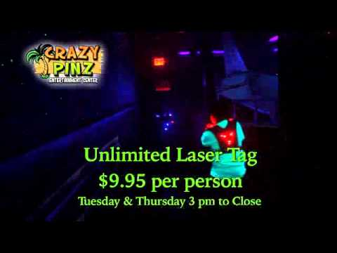 Laser tag in fort wayne indiana
