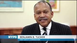 Meet First Deputy Commissioner Benjamin Tucker